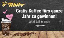Barista Kaffee für das ganze Jahr gewinnen