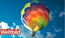 Eine Ballonfahrt gewinnen