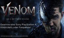 Sony PlayStation 4, Kinotickets oder Fanpakete gewinnen