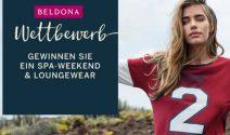 Spa-Weekend zu zweit & Beldona Loungewear gewinnen