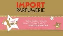 Import Parfumerie Tagespreise gewinnen