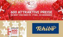Jeden Tag einen festlichen Preis bei Tchibo gewinnen