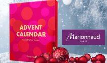 Jeden Tag tolle Weihnachtsgeschenke von Marionnaud gewinnen