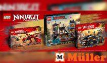 LEGO NINJAGO® City Hafen gewinnen