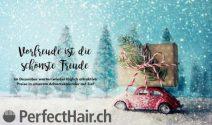 Täglich attraktive Preise von PerfectHair.ch gewinnen