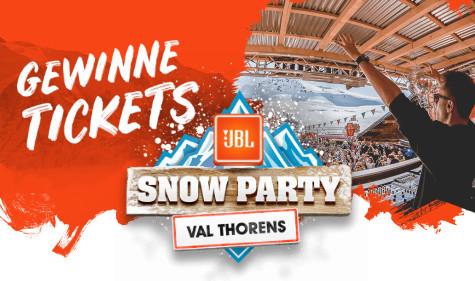 Reise nach Val Thorens inkl. Flug, Hotel und Partytickets gewinnen