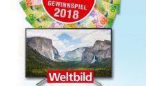 Sony-TV oder CHF 29'000.- in Bar gewinnen