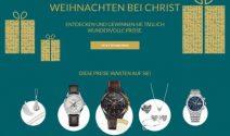 Uhren und Schmuck verschiedener Marken im Wert von bis zu CHF 15'000.– gewinnen