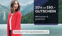 Cecil Gutschein im Wert von CHF 150.- gewinnen