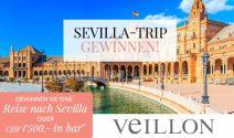 Eine Reise nach Sevilla oder CHF 1'500.- in bar gewinnen