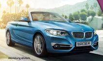 Einen BMW 2er Cabriolet gewinnen
