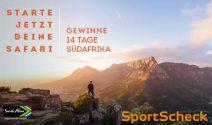 14-tägige Rundreise durch Südafrika gewinnen