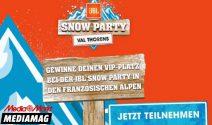 2 VIP-Tickets für JBL Snow Party gewinnen