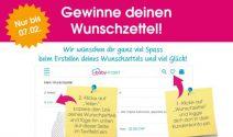 Baby-Markt Artikel nach Wahl im Wert von CHF 150.- gewinnen
