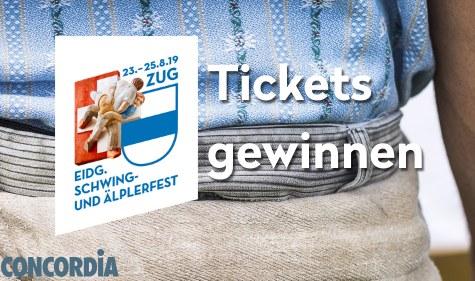 ESAF 2019 VIP-Tickets gewinnen