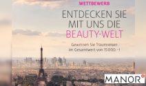 New York Reise oder ein Wochenende in Paris oder Rom gewinnen