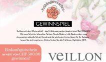 Veillon Gutschein im Wert von CHF 500.- gewinnen