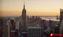 Eine Reise zu zweit nach New York, VIP-Tickets, SWISS Gutscheine und mehr gewinnen
