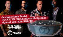 Einen Teufel Rockster Cross Bluetooth Speaker gewinnen