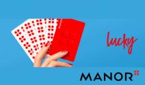 Einen Manor Gutschein im Wert von CHF 200.- gewinnen