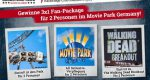 MOVIE PARK GERMANY Tickets gewinnen