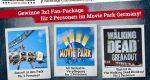 MOVIE PARK GERMANY Tickets gewinnen