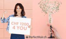 Beautyprodukte im Wert von CHF 1'200.- gewinnen