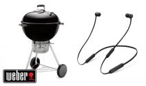 Einen Weber Grill oder BeatsX wireless Earphones gewinnen
