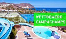 Familienferien auf Fuerteventura im Gesamtwert von CHF 6'760.– gewinnen