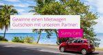 Mietwagen-Gutschein im Wert von CHF 500.- gewinnen