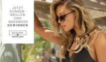 Sonnenbrillen & Bademode gewinnen