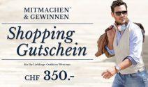 Babista Gutschein im Wert von CHF 350.- gewinnen