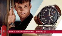 Eine FieldForce Armbanduhr, ein STEEL Parfüm und mehr gewinnen