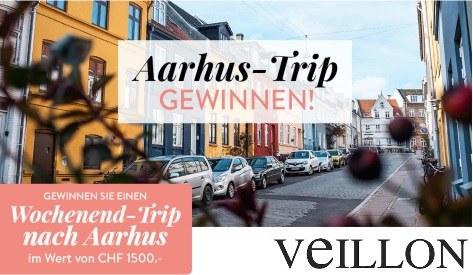Städtereise nach Dänemark im Wert von CHF 1'500.- gewinnen