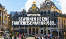 Luxus-Städtereise nach Brüssel gewinnen