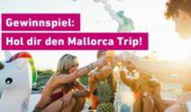 Mallorca-Ferien für 2 Personen gewinnen