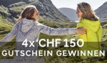 4x einen CECIL Gutschein im Wert von CHF 150.- gewinnen