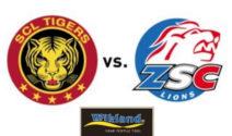 2×2 VIP-Sitzplätze für das Heimspiel der SCL Tigers gegen die ZSC Lions gewinnen