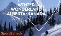 Eine Woche Skiferien in Kanada gewinnen