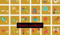 Tolle Preise beim Bruno-Wickart Adventskalender gewinnen