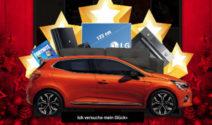 Ein Auto mit dem Conforama-Adventskalender und weitere tolle Geschenke gewinnen