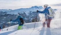 Traumferien im 4-Stern-Hotel Alpina Klosters gewinnen