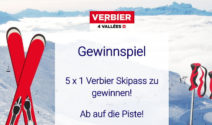 5×1 Verbier Skipass bei Vedia gewinnen