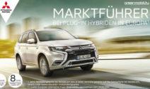 Einen Mitsubishi Outlander Plug-In Hybrid mit Prosieben gewinnen