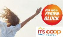 Einen Reisegutschein im Wert von CHF 200.- beim ITS Coop Travel gewinnen