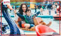 Ein Wochenende im Freizeitpark mit IFG Consulting gewinnen
