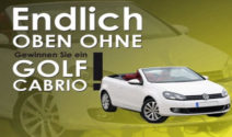 Golf Cabrio gewinnen