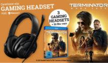 Terminator – Dark Fate Blu-rays und Gaming Headsets von Roccat mit EMP gewinnen