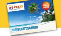 Einen Reisegutschein im Wert von CHF 200.- bei ITS Coop Travel gewinnen