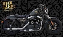 Die kultige Harley Davidson gewinnen